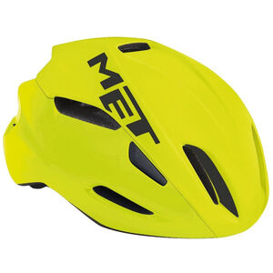 MET Manta Helm safety yellow safety yellow