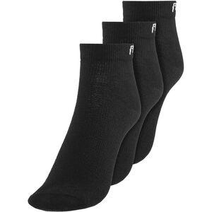 PEARL iZUMi Attack Low Socks 3-Pack Herren black black