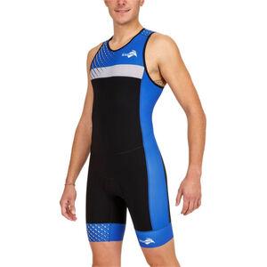 KiWAMi Prima Race 2 Suit Herren black/blue black/blue