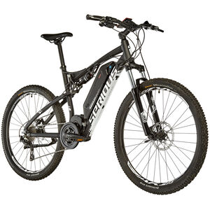"Serious Telluride DS 27,5"" mat black bei fahrrad.de Online"