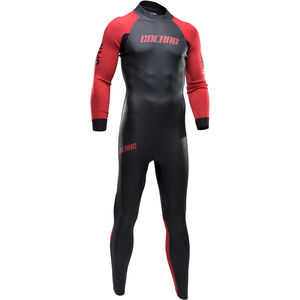 Colting Wetsuits Open Sea Wetsuit Herren black/red black/red