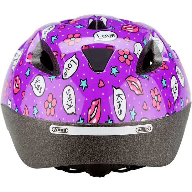 ABUS Smooty 2.0 Helm Kinder purple kisses