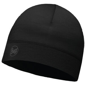 Buff ThermoNet Hat solid black solid black