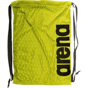 arena Fast Mesh Sports Bag fluo yellow-black fluo yellow-black