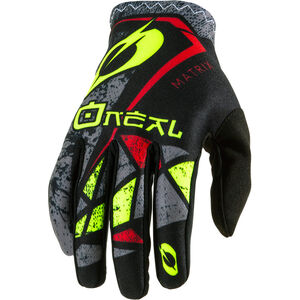 ONeal Matrix Gloves Zen neon yellow
