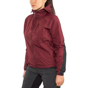 POC Resistance Enduro Wind Jacket Women propylene red