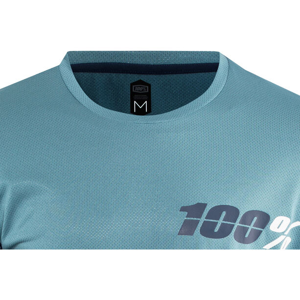 100% Ridecamp Jersey Herren slate blue