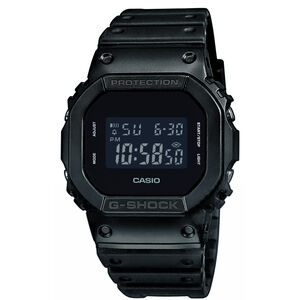 CASIO G-SHOCK DW-5600BB-1ER Watch Men black black