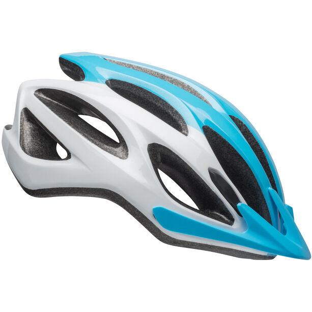 Bell Coast MIPS Helmet Damen bright blue/raspberry/white uni