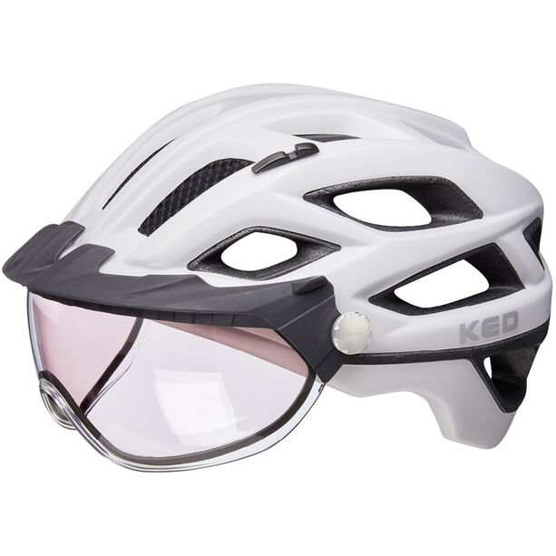 KED Covis Photocromatic Helm sand matte