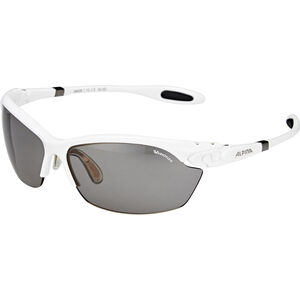 Alpina Twist Three 2.0 VL Brille white white