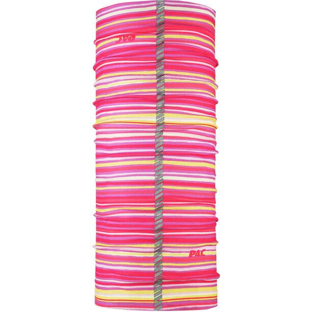 P.A.C. Reflector Multitube Kinder stripes pink