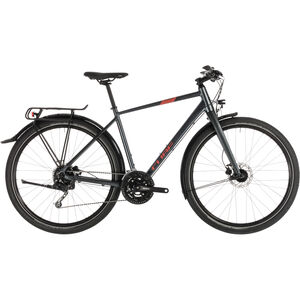 Cube Travel Iridium'n'Red bei fahrrad.de Online