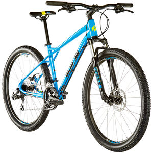 "GT Bicycles Aggressor Sport 27.5"" gloss cyan blue gloss cyan blue"