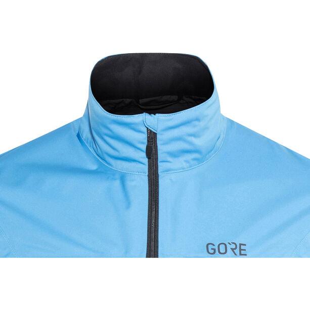 GORE WEAR C3 Gore-Tex Active Jacke Herren dynamic cyan