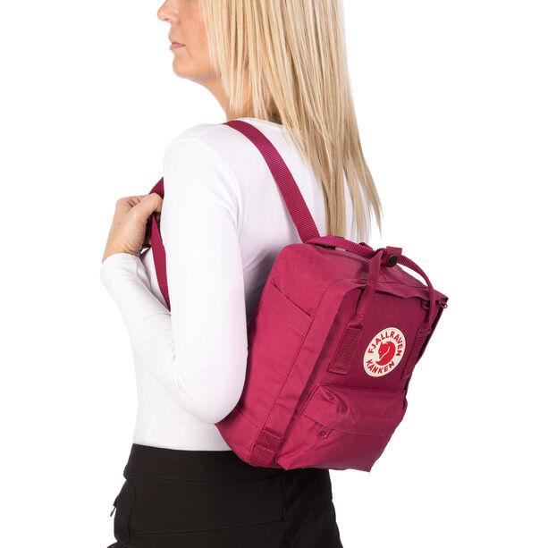 Fjällräven Kånken Mini Backpack Kinder plum