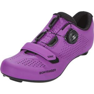 Bontrager Sonic Road Shoes Damen purple lotus purple lotus