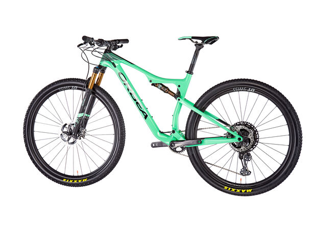 "ORBEA Oiz M-Team 29"" mint/black"