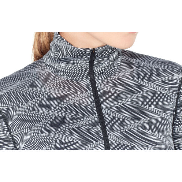 Icebreaker 200 Oasis LS Half-Zip Curve Shirt