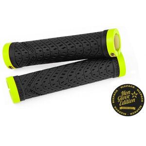 Sixpack K-Trix Lock-On Griffe Non Glove black/neon-yellow matt black/neon-yellow matt