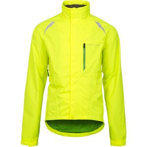 Endura Gridlock II Waterproof Jacket hi-viz yellow