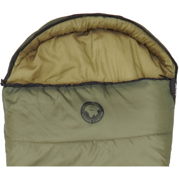 Grand Canyon Kansas 195 Sleeping Bag olive