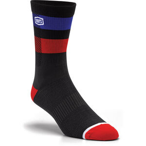 100% Flow Socks black black