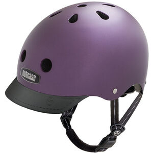 Nutcase Street Helmet Kinder passion purple pearl metallic passion purple pearl metallic