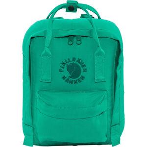 Fjällräven Re-Kånken Mini Backpack Kinder emerald emerald