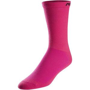 PEARL iZUMi Attack Tall Socks screaming pink screaming pink