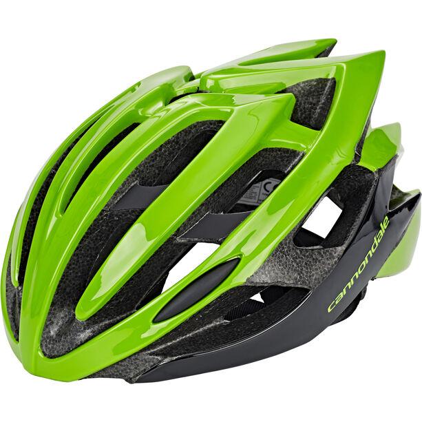 Cannondale Teramo Road Helmet green/black