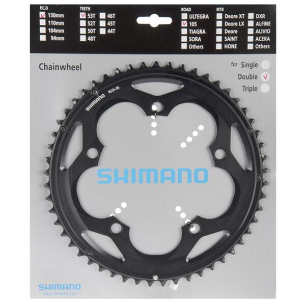 Shimano 105 FC-5700 Kettenblatt schwarz