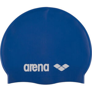 arena Classic Silicone Swimming Cap Kinder skyblue-white skyblue-white