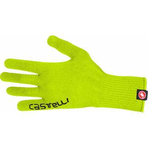 Castelli Corridore Gloves yellow fluo yellow fluo