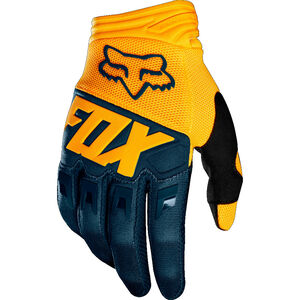 Fox Dirtpaw Gloves Men navy/yellow bei fahrrad.de Online