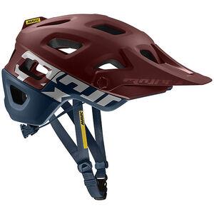 Mavic Crossmax Pro Helmet red dalhia/poseidon red dalhia/poseidon