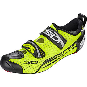 Sidi T-4 Air Carbon Shoes Herren yellow/black yellow/black