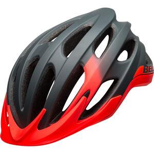 Bell Drifter Helm matte/gloss gray/infrared matte/gloss gray/infrared