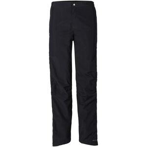 VAUDE Yaras II Rain zip Pants Men black bei fahrrad.de Online
