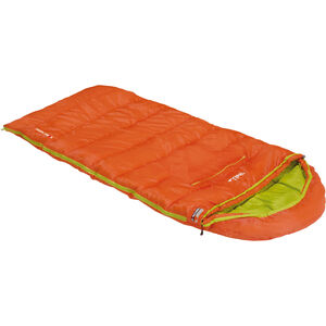 High Peak Bella Sleeping Bag Kids orange/lime