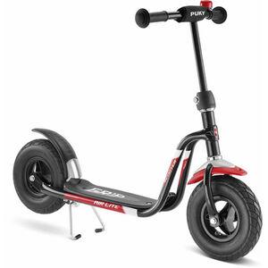 Puky R 03 L Luftbereifter Roller Kinder schwarz schwarz