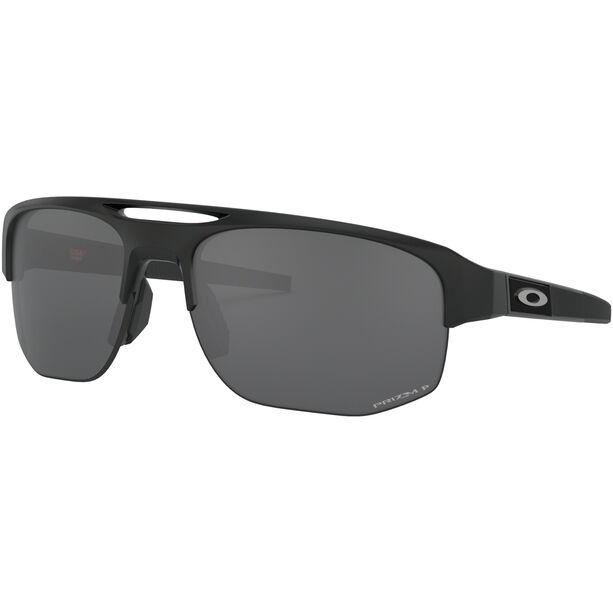 Oakley Mercenary Sunglasses Herren matte black/prizm black polarized