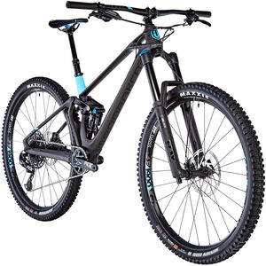 Mondraker Foxy Carbon R 29 Black Phantom/Light Blue