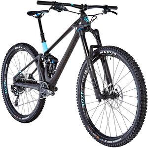 Mondraker Foxy Carbon R 29 Black Phantom/Light Blue bei fahrrad.de Online