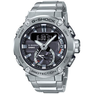 CASIO G-SHOCK G-Steel GST-B200D-1AER Watch Men silver silver