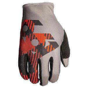 SixSixOne Comp Handschuhe stone flannel stone flannel