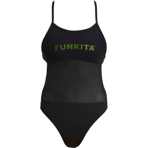 Funkita Mesh Up One Piece Swimmsuit Ladies Night Lights bei fahrrad.de Online