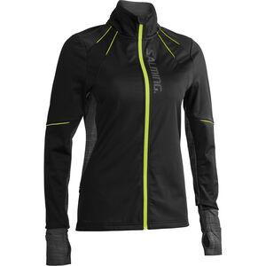 Salming Thermal Wind Jacket Women black/black melange black/black melange