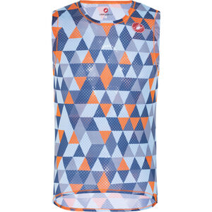 Castelli Pro Mesh Sleeveless Baselayer Jersey Men multicolor blue bei fahrrad.de Online