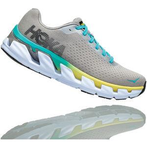 Hoka One One Elevon Running Shoes Damen lunar rock/silver sconce lunar rock/silver sconce